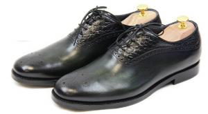 Oxford Balmoral Plain Toe
