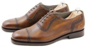 Oxford Adelaide Quarter Brogue