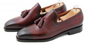 Tassel Loafer Plain Toe