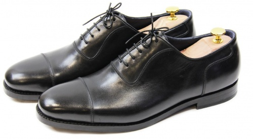 Oxford Adelaide Cap Toe