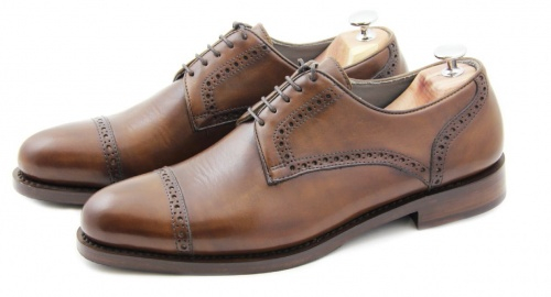 Derby Quarter Brogue