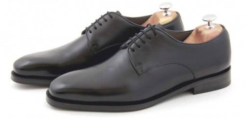 Derby Plain Toe