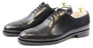 Oxford Perfo Semi Brogue