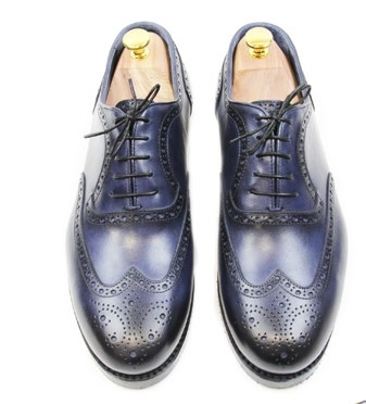 Oxford Adelaide Full Brogue